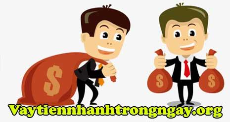vay tiền trả góp theo ngày không thẩm định nhà