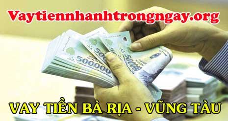 Vay tiền Bà Rịa - Vũng Tàu