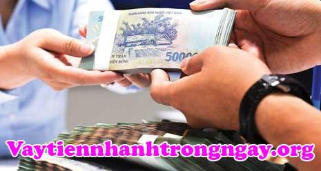 Vay tiền đứng ở Nha Trang trả lãi mỗi tháng
