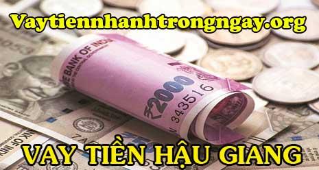 Vay tiền Hậu Giang chỉ cần CMND trả góp 12 tháng