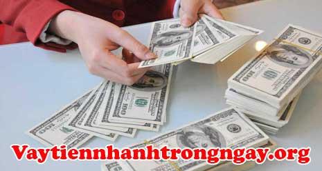Vay tiền mặt tại Thái Bình